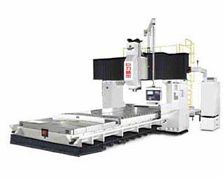 加工中心-JLXK26系列数控龙门铣床