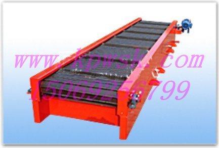 平面式链板排屑机