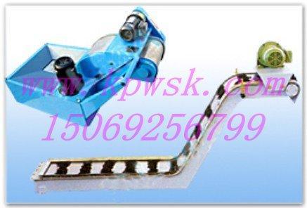 磁性板式排屑机