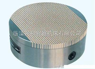 圆形密级永磁吸盘