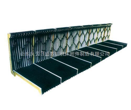 柔性风琴式导轨防护罩,丝杠防护罩