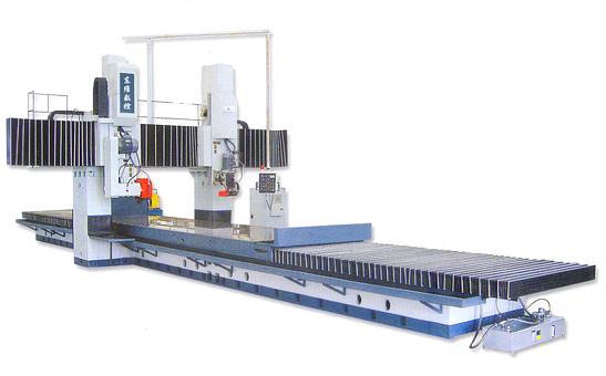 MK系列程控定梁式龙门导轨磨床
