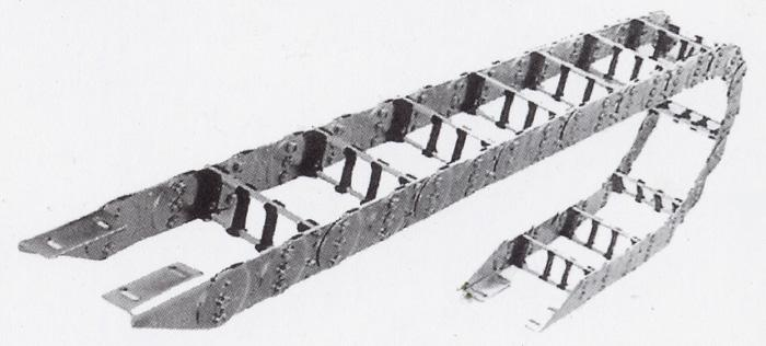 长沙机器人拖链|长沙机械手臂坦克链changsha