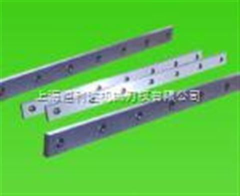 液压数显闸式剪板机刀片、上下刀片都为四面口剪板机刀片
