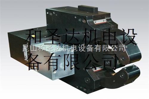 供应进口FRUAB带侧面安装的制动缸和摇架开口自定心液压车床中心架