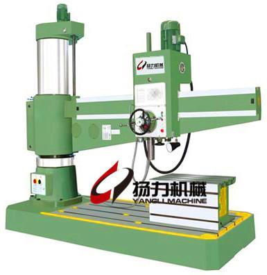 摇臂钻床z3080x25当然还是滕州扬力品牌/大型摇臂钻专业生产