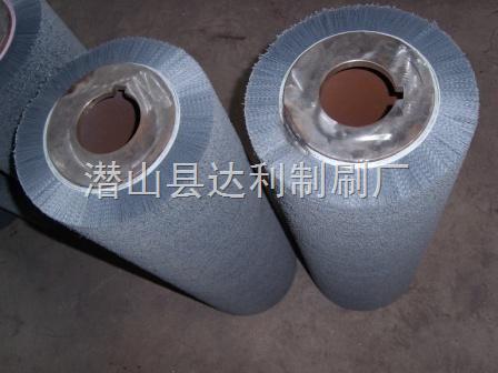 磨料丝弹簧刷|钢板酸洗刷辊