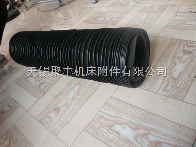 钢丝圈支撑防尘罩