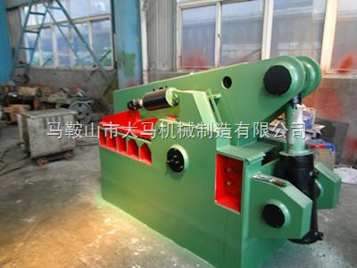 液压金属剪切机 液压金属切断机