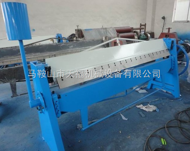 安庆工地使用1.5/2000手动折方机价格