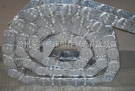 定制钻井平台钢制拖链