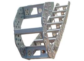 机床钢制电缆拖链