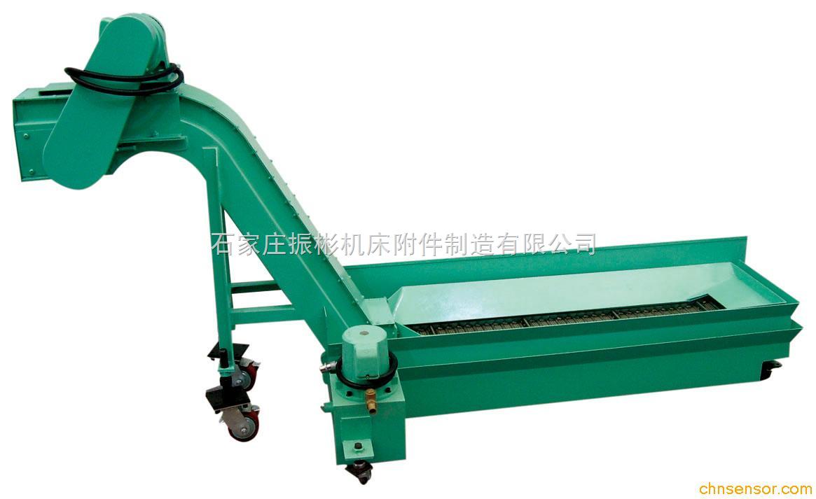 机床附件-机床防护罩-钢板防护罩-排屑机-链板排屑机