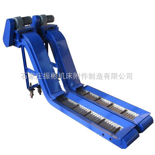 机床附件-机床防护罩-钢板防护罩-排屑机-链板式排屑机III