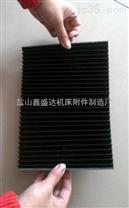 厂定做直销各种数控机床 加工中心专用风琴式防护罩