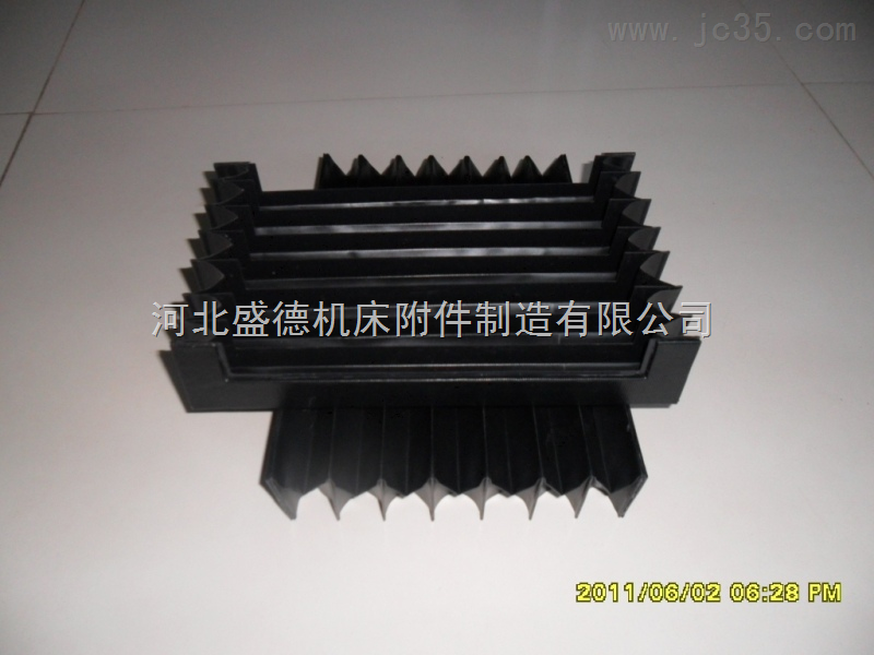 龙门磨床专用风琴防护罩