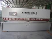 产数控液压剪板机 数控闸式剪板机 贝乐专业生产