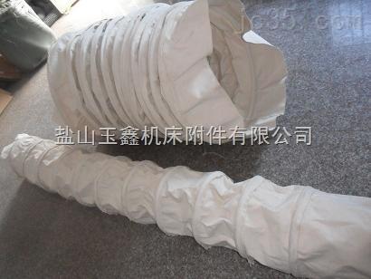 生产硅橡胶除尘布袋