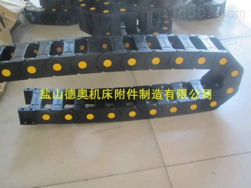 """五一热卖""""工业机器人电缆保护塑料拖链""""生产厂"""
