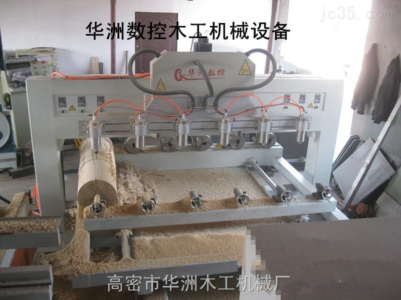 木工数控圆雕雕刻机 旋转雕刻机 立体雕刻机