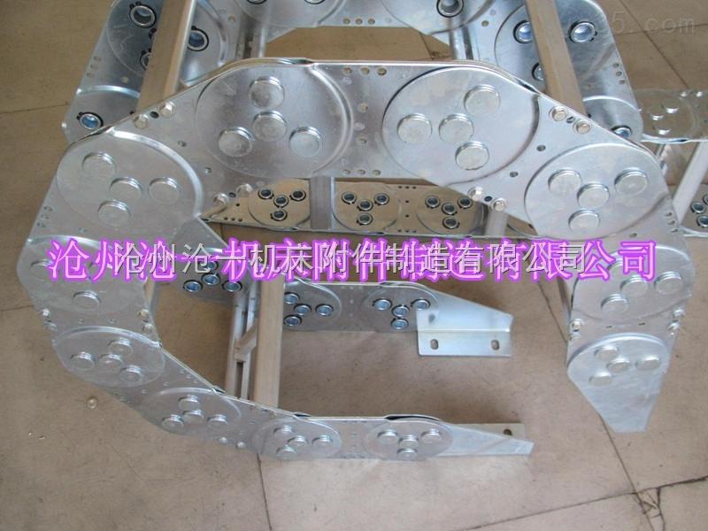 钻机穿线铁制拖链制造厂