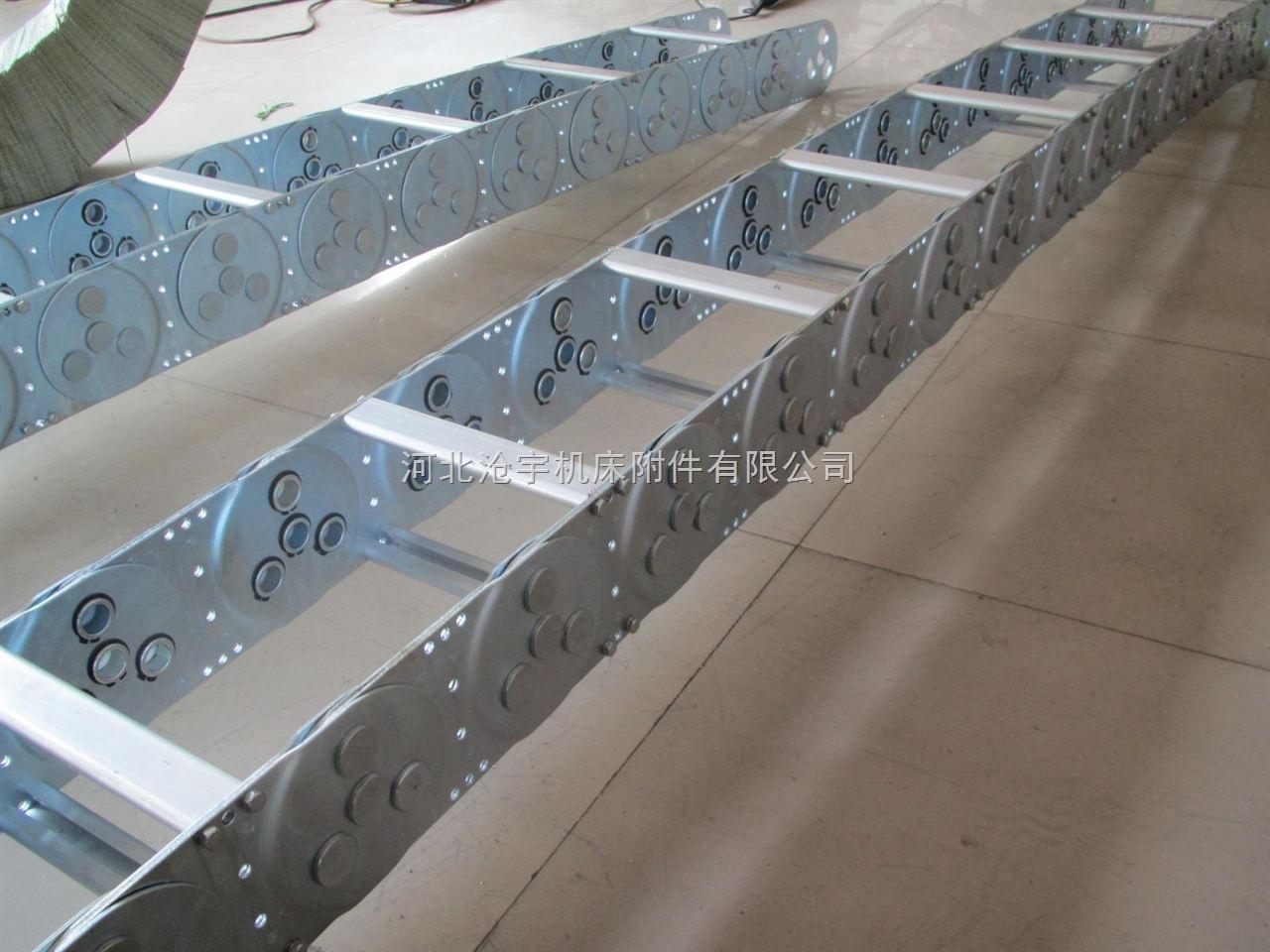 大型钢铝拖链