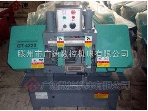 浙江GB4220金属带锯床