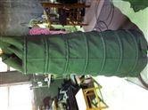 订做耐高温软连接 水泥伸缩帆布袋 除尘设备软连接
