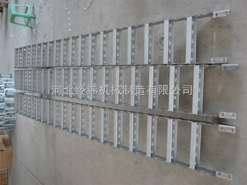 渗碳加热处理防下榻钢制拖链