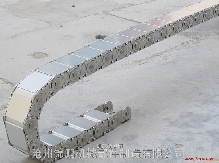 线缆负荷不锈钢拖链