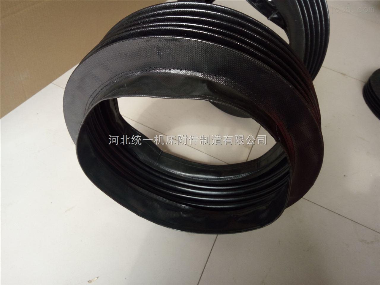 苏州机械自然领口除尘密封活塞杆保护套生产厂家