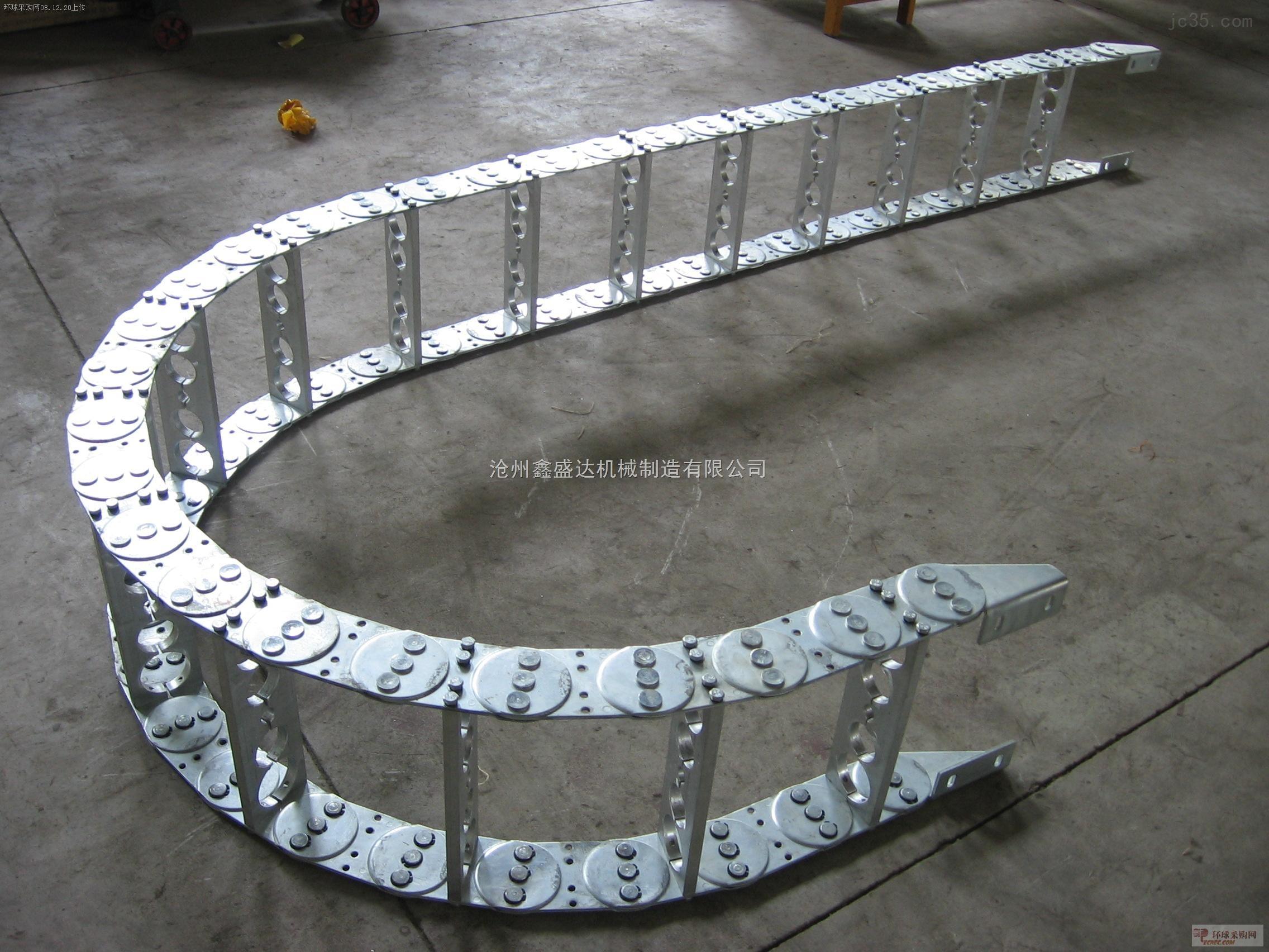 济宁雕刻机专用拖链质量生产