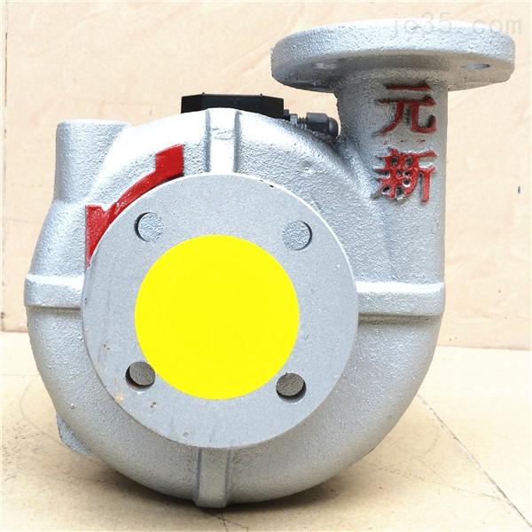 台湾元欣高温热导油专用泵1.5kw模温机用泵