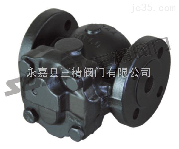 疏水阀图片系列:SFT14、SFT44、SUNA杠杆浮球式蒸汽疏水阀