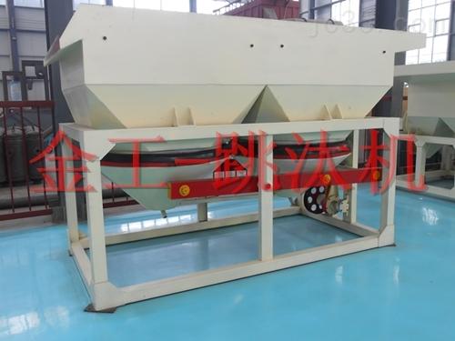 JT1515/2锯齿波跳汰机分选粗粒金矿设备