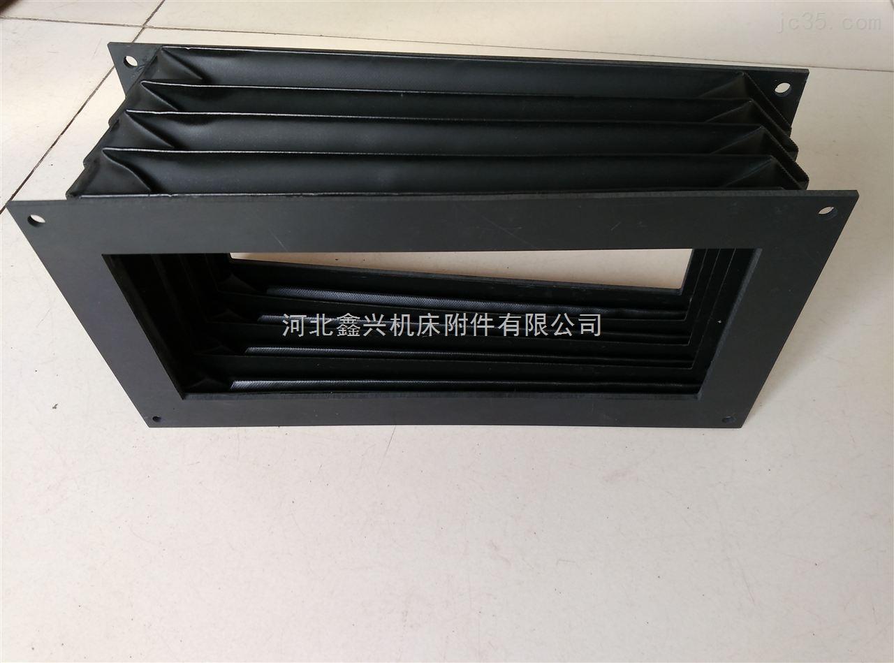 订做设备升降风琴防护罩、保证质量