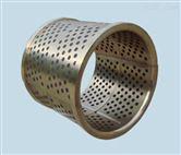 锡青铜石墨铜套,冶金设备用石墨铜套