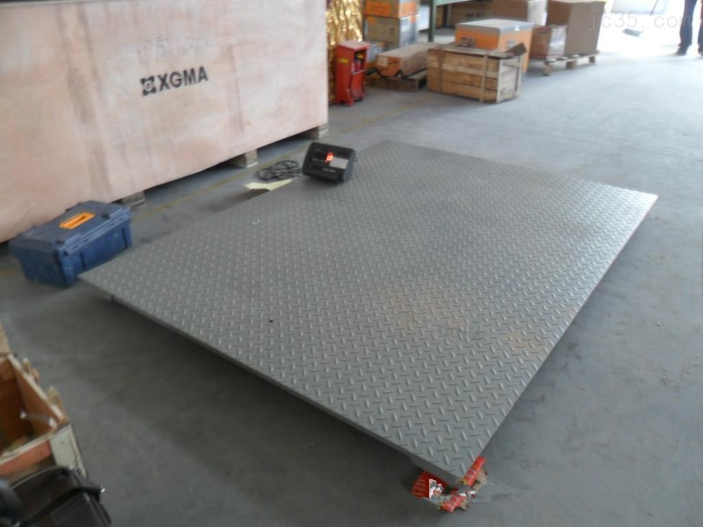 工厂车间用3吨电子地磅