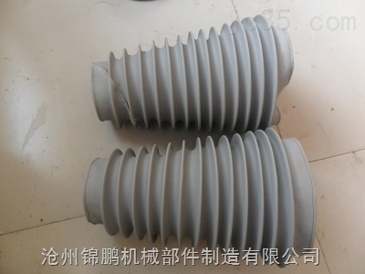 圆形伸缩防油防护罩