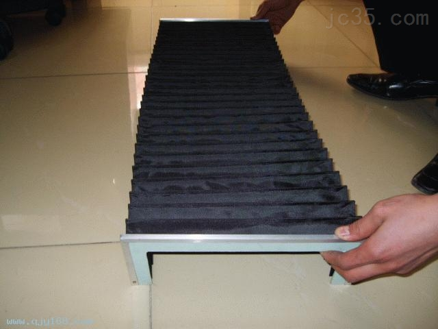 江苏风琴式导轨防护罩厂家