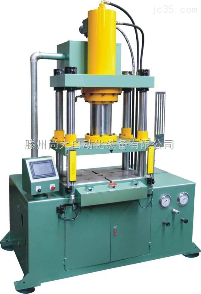 四柱油压机|四柱成型油压机|挤压油压机|拉伸油压机