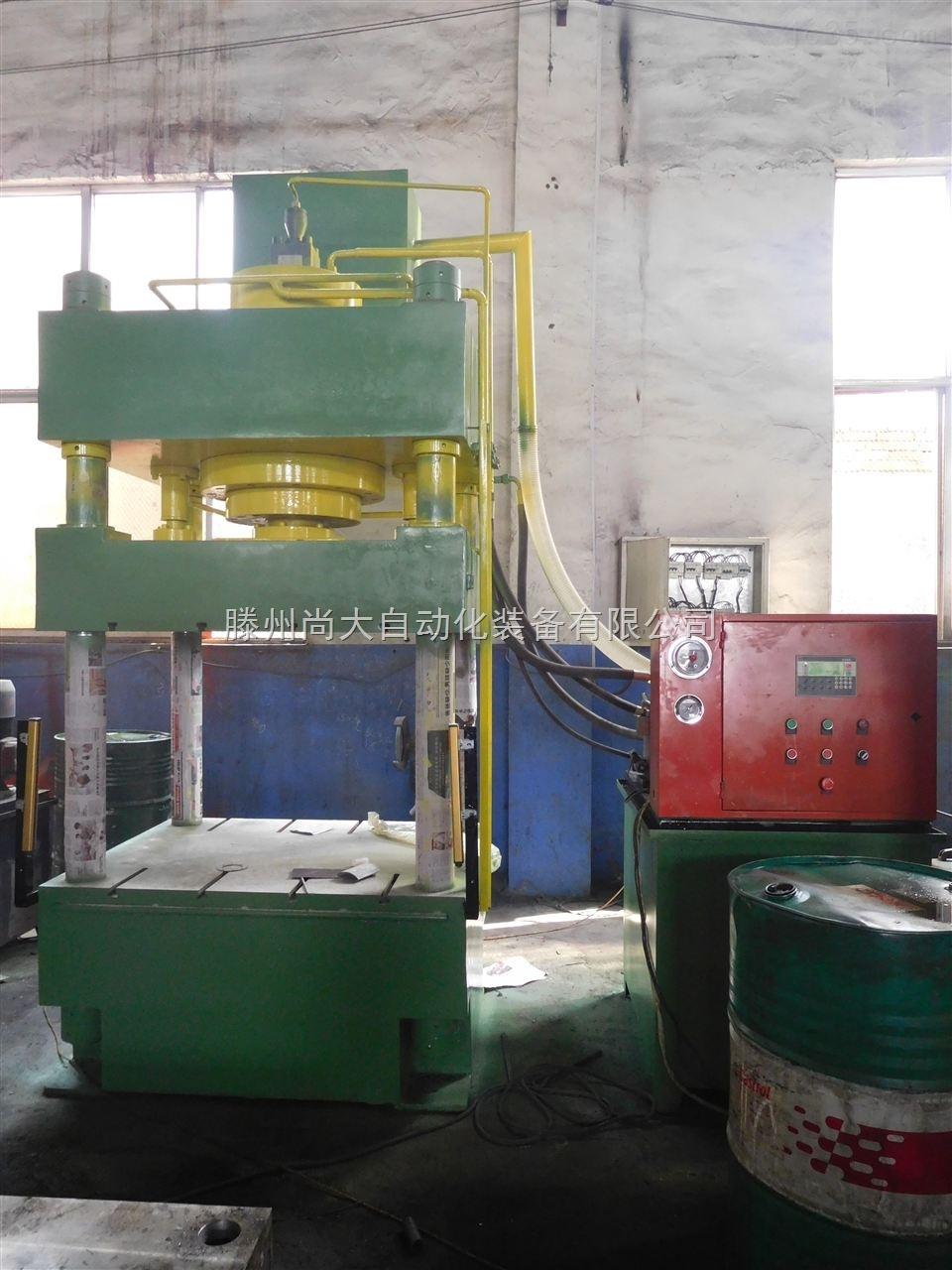 上缸式四柱油压机-上式四柱油压机|质四柱油压机