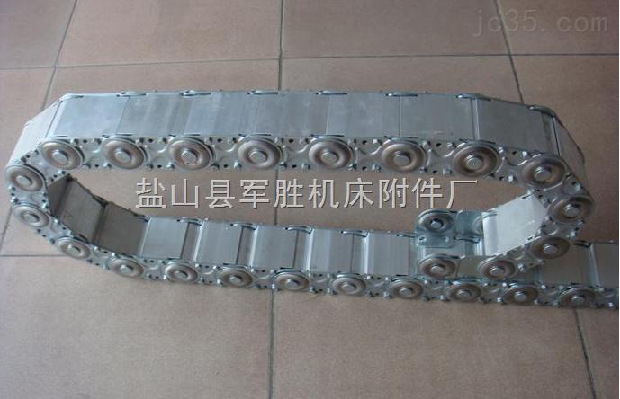 供应钢铝拖链厂家、全封闭式钢制拖链生产厂家