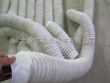 密封波纹式耐磨损伸缩丝杠防护罩
