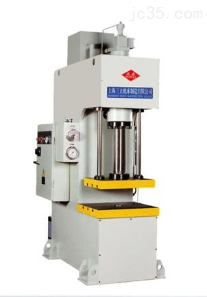 厂家直接供应上海单柱油压机