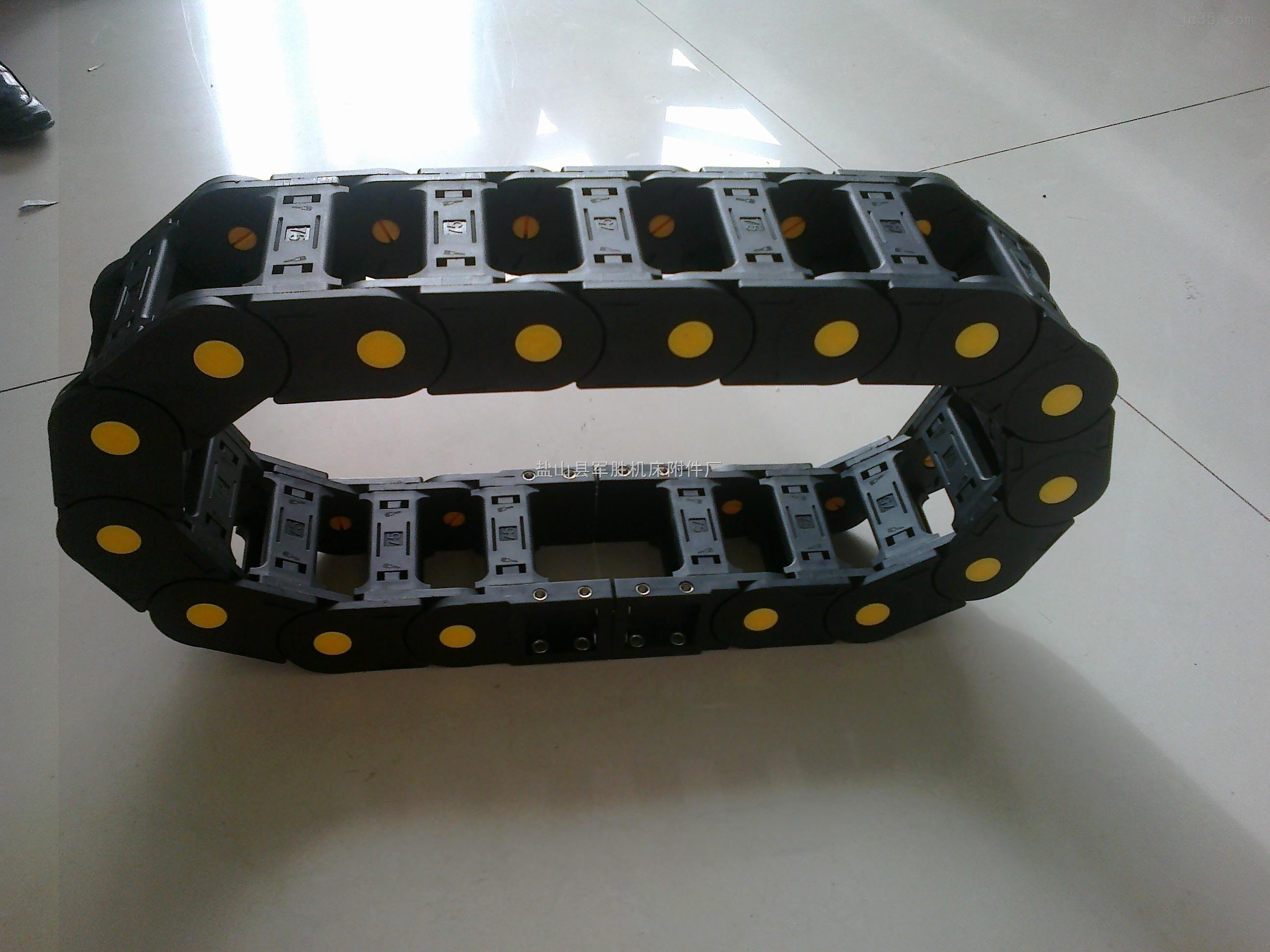 桥式工程尼龙拖链产品制作厂家质量保证