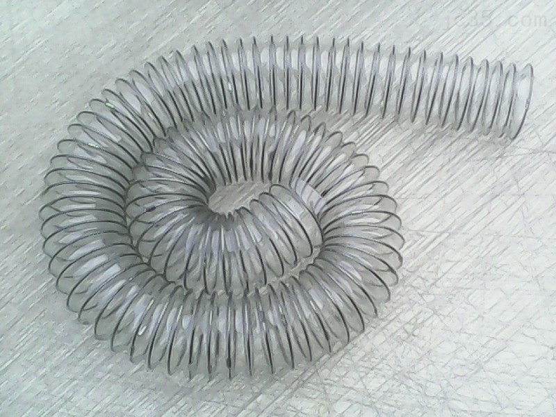 透明伸缩丝杠防护罩
