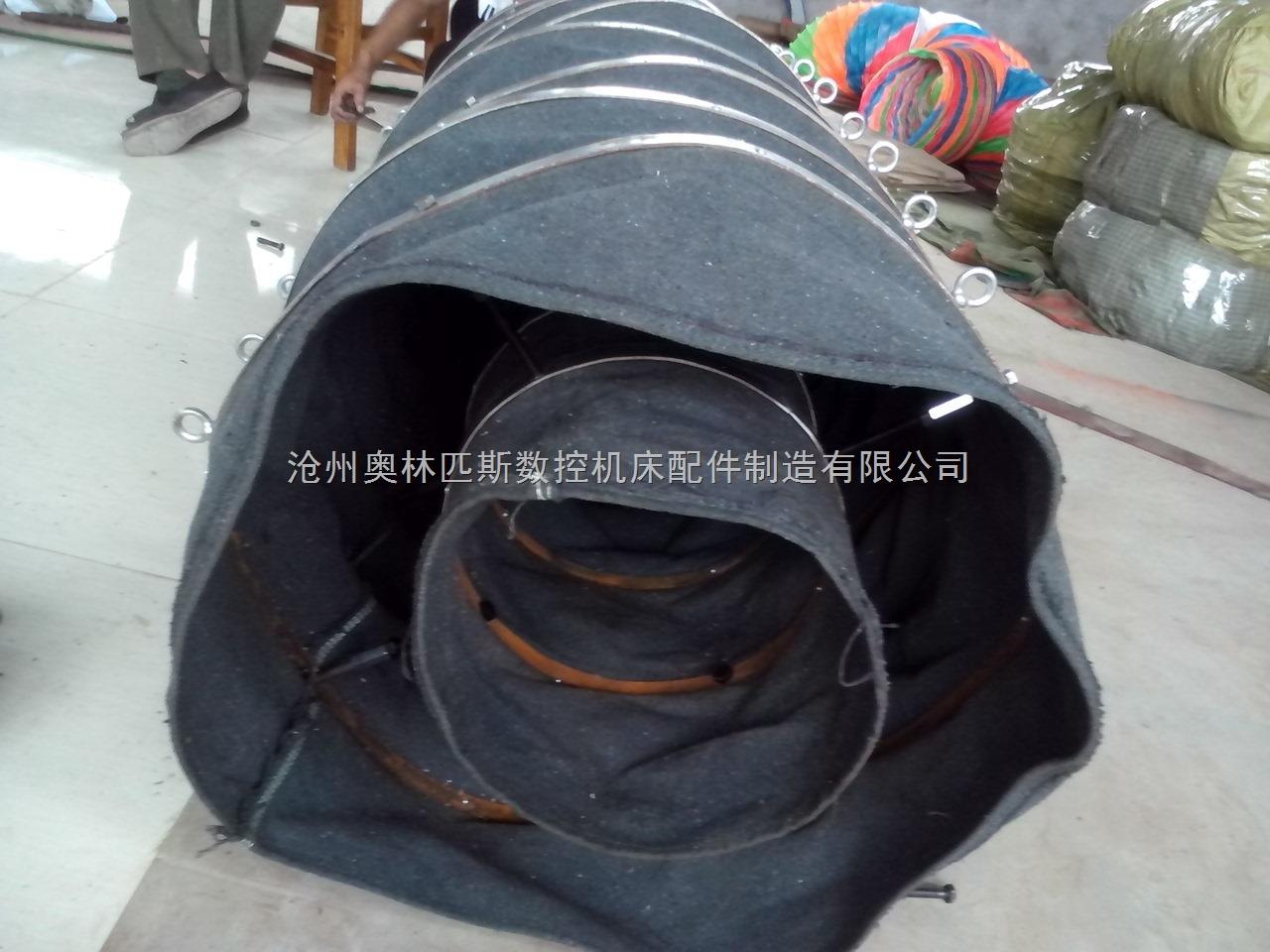 除尘输送水泥多用途水泥散装伸缩布袋