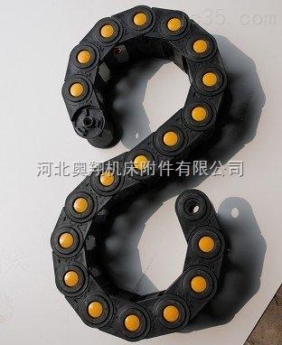 机床电缆工程塑料拖链坦克链