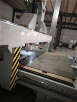 五轴数控铝板加工中心